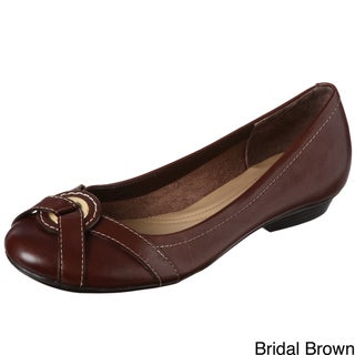 Naturalizer Women's 'Daily' Leather Flats