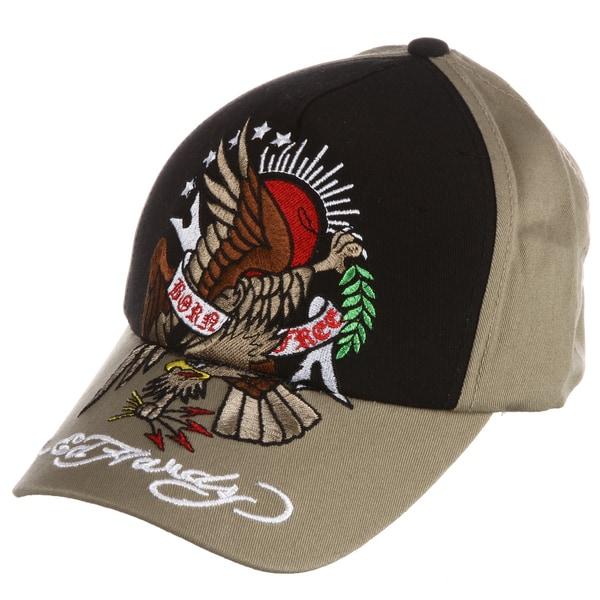 Ed Hardy Boys' 'Eagle Embroidery' Hat