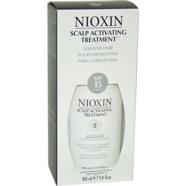 Nioxin System 2 Scalp Activating Treatment for Fine Hair