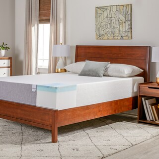 Select Luxury Gel Memory Foam 12-inch Medium-firm Mattress