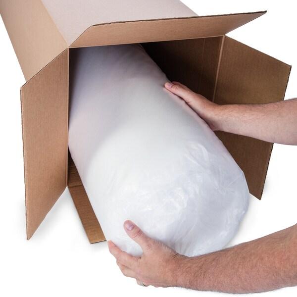 select luxury medium firm 14inch fullsize gel memory foam mattress free shipping today