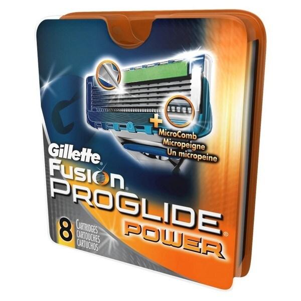 Gillette Fusion ProGlide Power 8-count Refill Cartridges