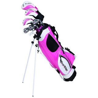 Tour Edge Golf HT Max-J Jr 5x2 Golf Set with Bag