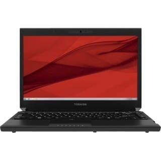 "Toshiba Portege 13.3"" LCD Notebook - Intel Core i3 (2nd Gen) i3-2370M"