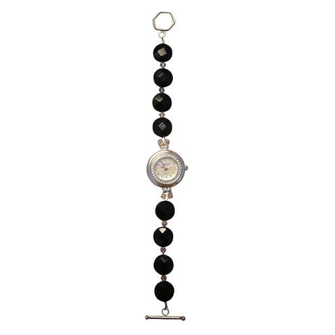 Beadwork by Julie Onyx and Crystal Watch