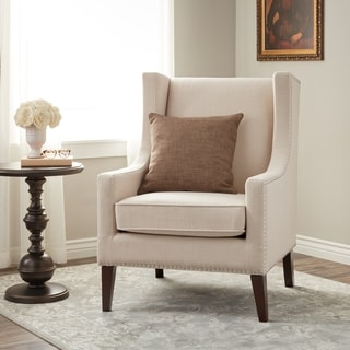 Stones & Stripes Whitmore Lindy Wingback Chair