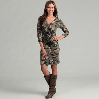 Spy Women's Camouflage Dress