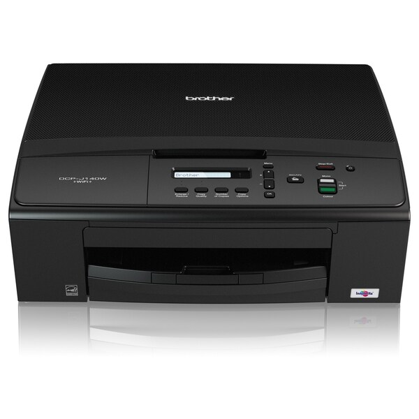 Brother DCP-J140W Inkjet Multifunction Printer - Color - Plain Paper