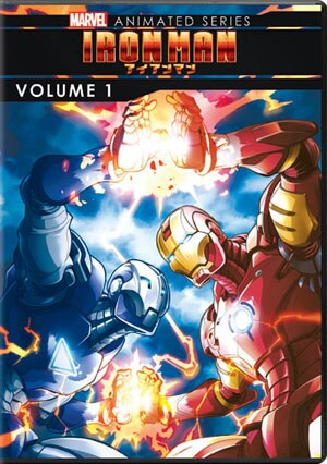 Marvel Iron Man: Animated Series Vol. 1 (DVD)