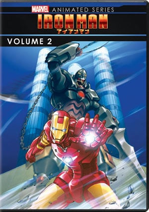 Marvel Iron Man: Animated Series Vol. 2 (DVD)