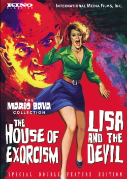 Lisa and the Devil/The House of Exorcism: Remastered Edition (DVD)
