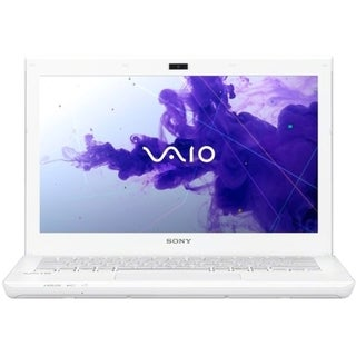 "Sony VAIO SVS13112FXW 13.3"" LCD Notebook - Intel Core i5 (3rd Gen) i5"