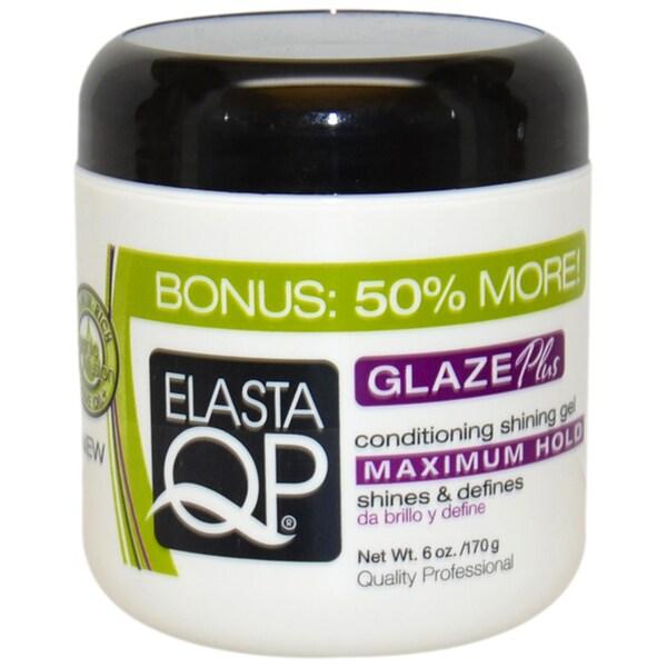 Elasta QP Glaze Plus Maximum Hold Conditioning Shining Gel