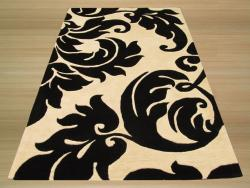 Hand Tufted Yves Ivory Wool Rug (4' x 6') - Thumbnail 2