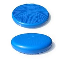 Sivan Health and Fitness Blue 35cm Air Cushion Balance Disc