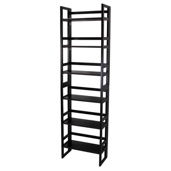 Shop 3-Shelf Folding Student 20.75-inch Wide Bookcase - Overstock