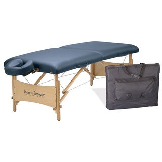 EarthLite Inner Strength Element Massage Table (Option: Black)