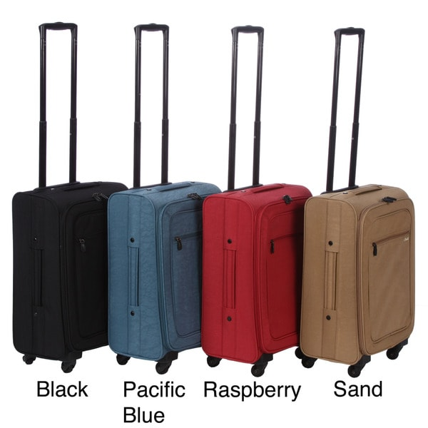 Kobold 'Companion Collection' 20-inch Spinner Carry-on Upright