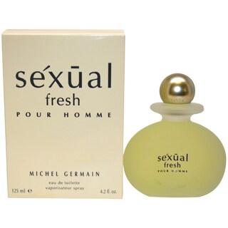 Michel Germain Sexual Fresh Men's 4.2-ounce Eau de Toilette Spray