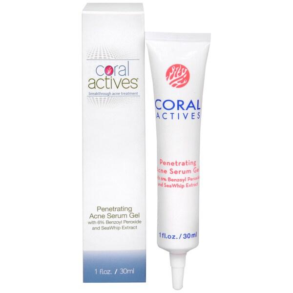 CoralActives Penetrating Acne Serum Gel