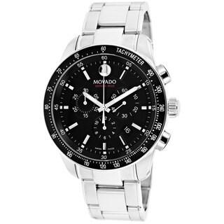 Movado Men's 2600094 Series 800 Round Silver-tone Bracelet Watch