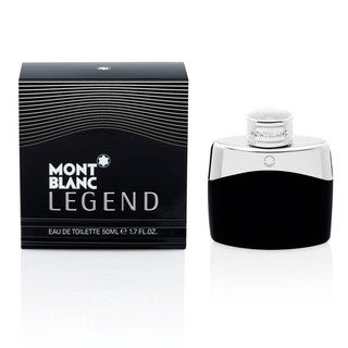 Mont Blanc Legend Men's 1.7-ounce Eau de Toilette Spray
