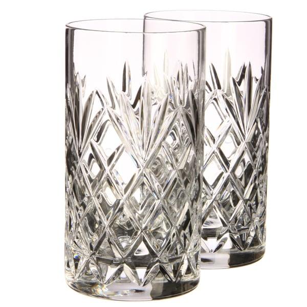 Rogaska Jardin Highball Glasses (Set of 4)