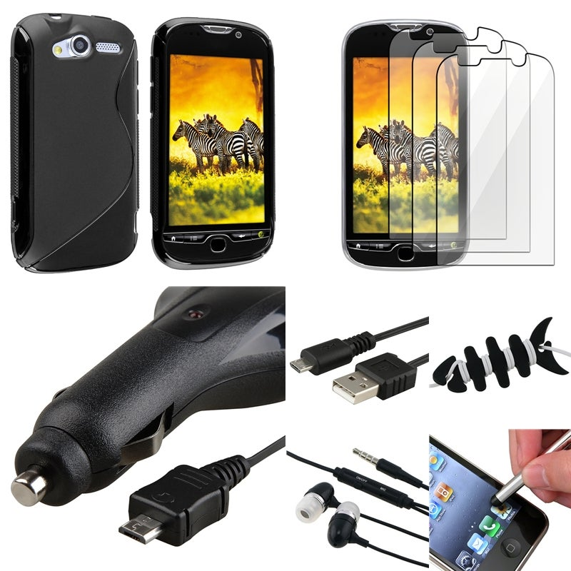 Case/ Protector/ Charger/ Headset/ Stylus/ Cable for HTC myTouch 4G