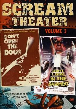 Scream Theater Double Feature Vol. 3 (DVD)