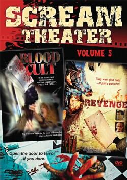 Scream Theater Double Feature Vol. 5 (DVD)