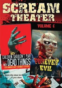Scream Theater Double Feature Vol. 6 (DVD)