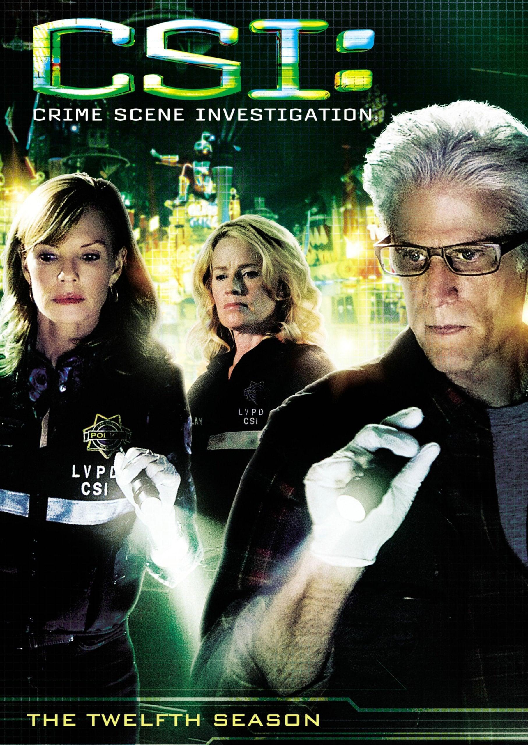 CSI: Crime Scene Investigation: Season 12 (DVD)