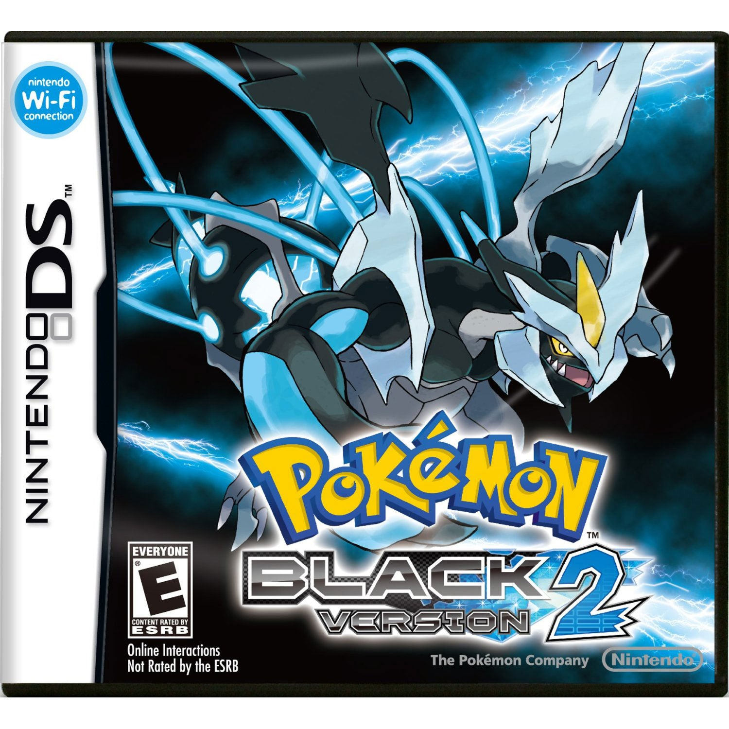 NinDS - Pokemon Black Version 2