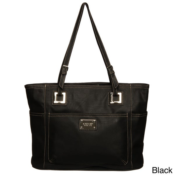 Nine West 'Heritage' Medium Satchel Bag