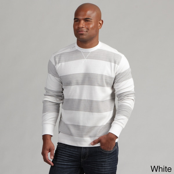 Company 81 Men's Thermal Striped Shirt