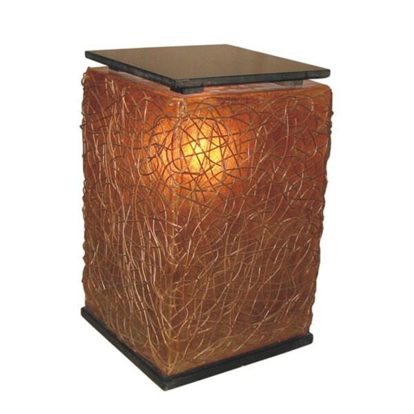 East At Main's Decorative Brown Transitional Paris Table Lamp