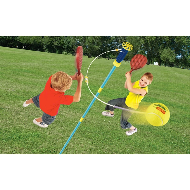 Swingball Tetherball Height Adjustable Activity Set