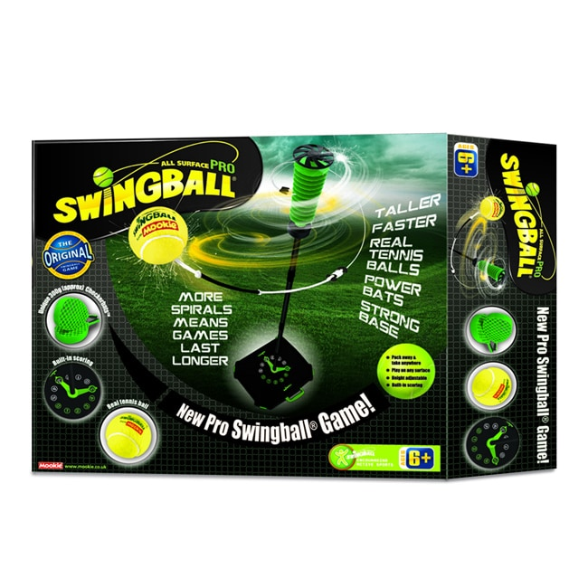Swingball All Surface Pro Tether Ball Set with Built-in Scoring