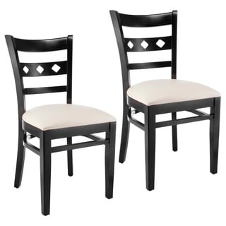 Mini Diamond Dining Chairs (Set of 2)