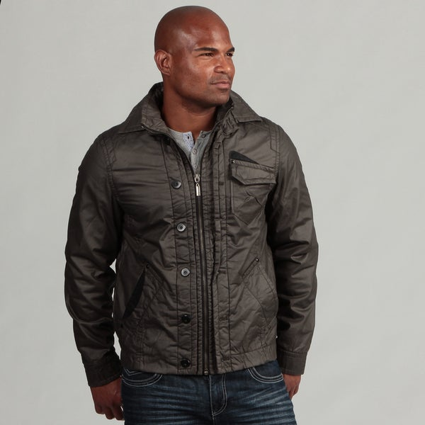 XRay Jeans Men's Zip-up Insulated Jacket FINAL SALE