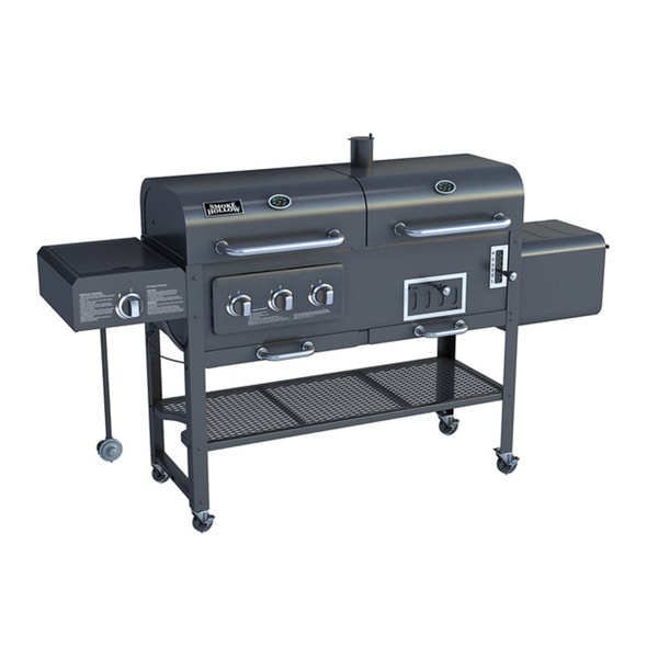 Smoke Hollow Sh7000 4 In 1 Combo Grill Free Shipping Today 6808245