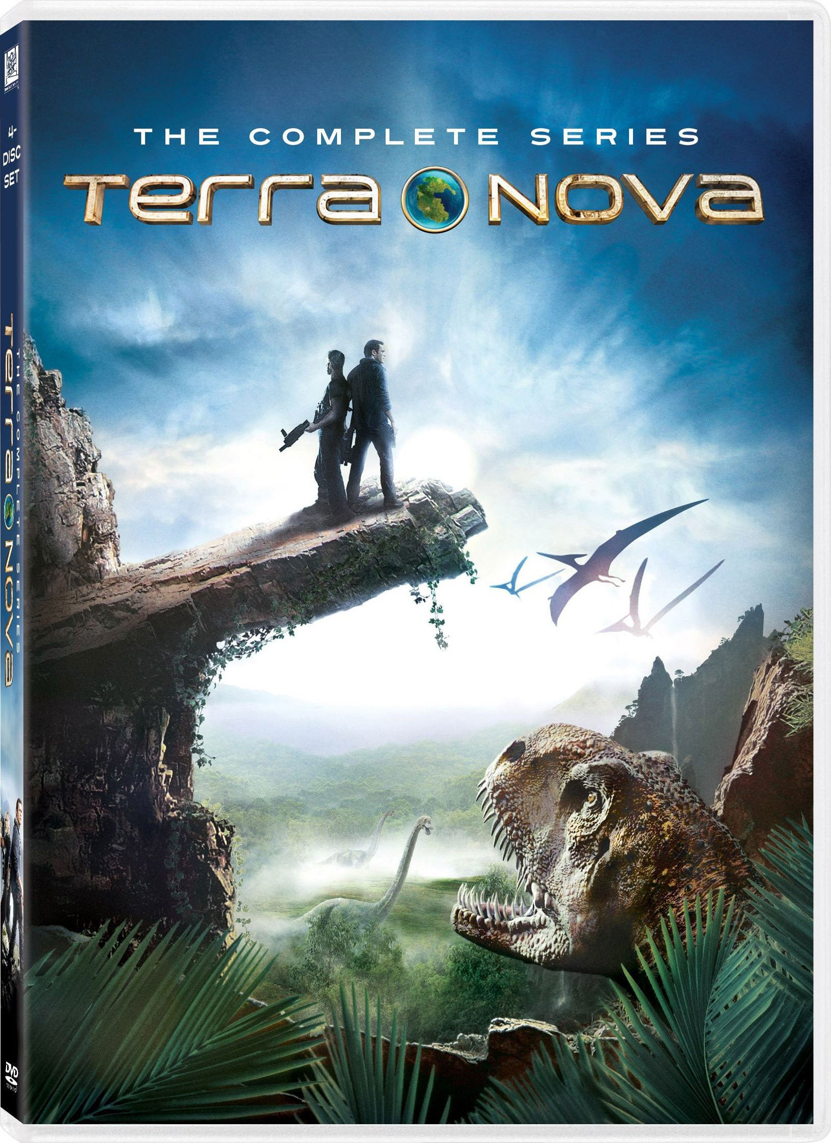 Terra Nova The Complete Series (DVD)