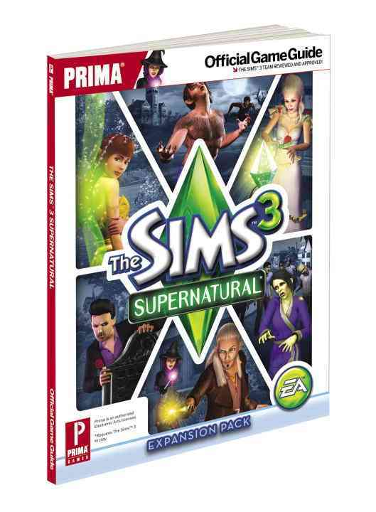 The Sims 3 Supernatural: Prima Official Game Guide (Paperback)