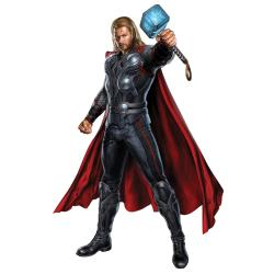 RoomMates Avengers Thor Peel and Stick Giant Wall Decal