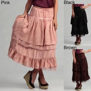 Ebene 'Liora' Pink Skirt