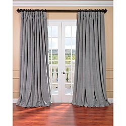 Exclusive Fabrics Silver Grey Velvet Blackout Extra Wide Curtain Panel|https://ak1.ostkcdn.com/images/products/6811692/Silver-Grey-Velvet-Blackout-Extra-Wide-Curtain-Panel-P14344697.jpg?_ostk_perf_=percv&impolicy=medium