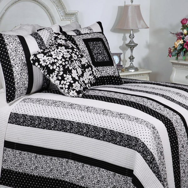 Park Avenue 3-piece Quilt Set