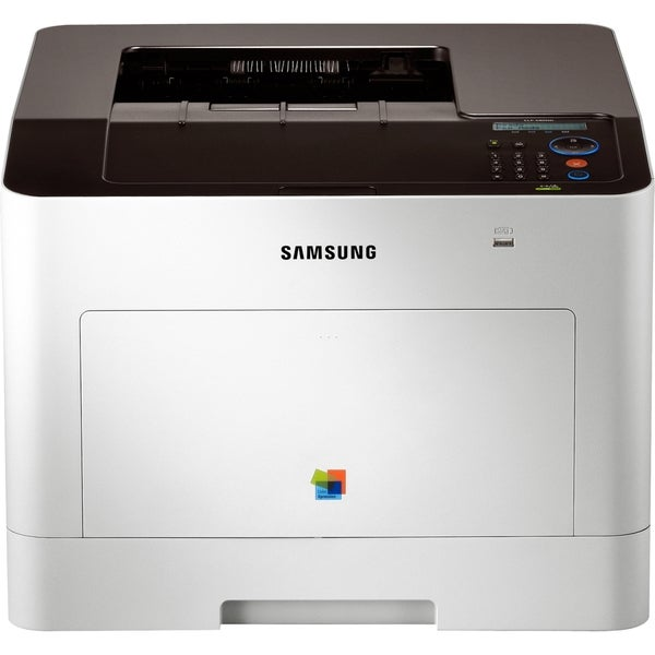 Samsung CLP-680ND Laser Printer - Color - 9600 x 600 dpi Print - Plai