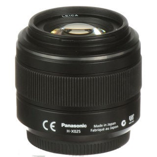Panasonic SUMMILUX DG H-X025 - 25 mm - f/1.4 - Fixed Focal Length Len