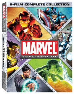 Marvel Animated Complete Collection (DVD)